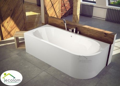 Badewanne Eckbadewanne Avita 150x75 Cm Links Corner Bathtub