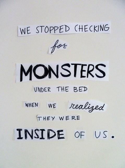 :: inside of us ::