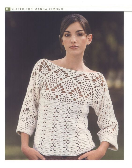 Top Free Crochet Graph Pattern : Pinterest The world s catalog of ideas