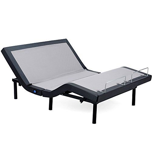 Hofish One Step Assembly Customizable Positions Queen Adj Https Www Amazon Com Dp B06zzj2z4t Ref Adjustable Bed Base Adjustable Beds Adjustable Bed Frame