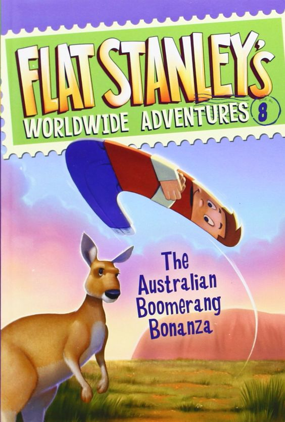 Flat Stanley's Worldwide Adventures #8: The Australian Boomerang Bonanza Flat Stanley's Worldwide Adventures Quality. £2.99