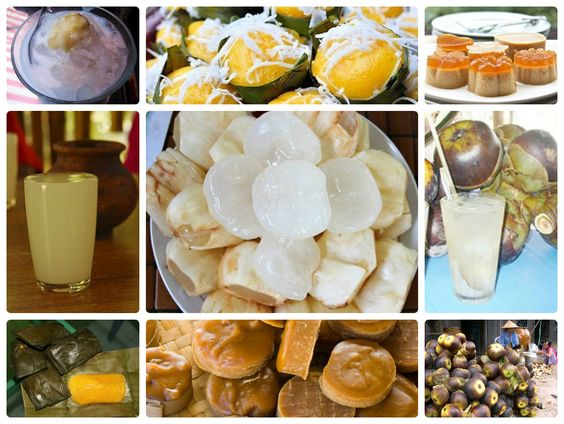 Thốt nốt và những món ngon từ thốt nốt