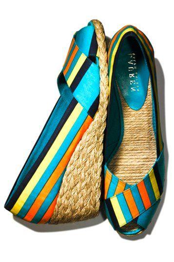 Fashionable Summer Shoes