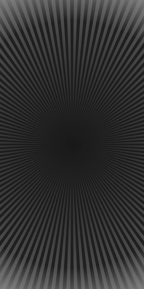 Dark Grey Dynamic Sunburst Background Motion Vector Graphic With
