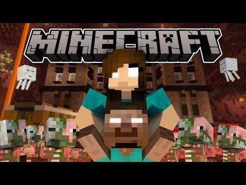 If Herobrine Had A Mom Minecraft Animation Youtube Funny Minecraft Videos Minecraft Funny Monster School