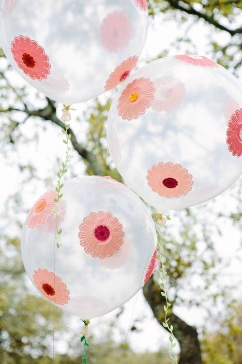 Decoração com balões de festa - Inesquecível Festa Infantil: