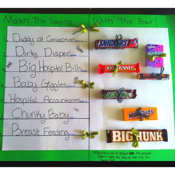 bar games candy bars candy sayings bar game baby shower candy babies
