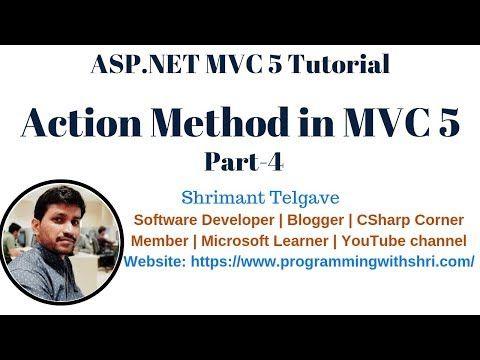 10) model in mvc 5   mvc 5 tutorial for beginners in. Net c# youtube.