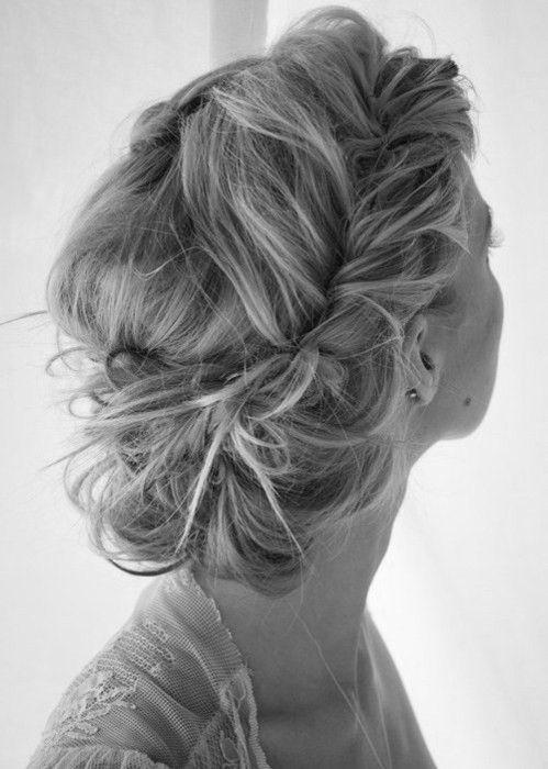 lovely + elegant hair