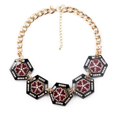 statement necklace ✿