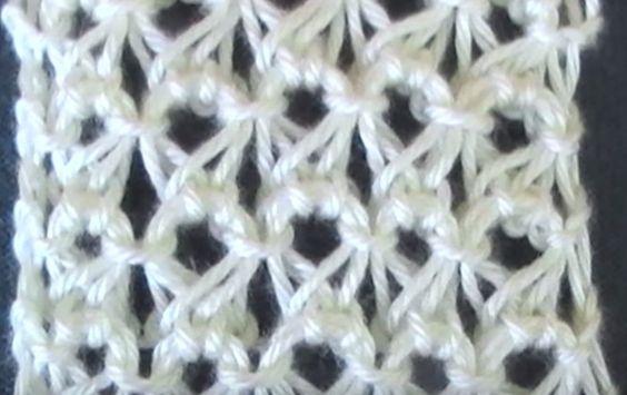 Receita de Tricô: Ponto peruano em tricô                                                                                                                                                      Mais