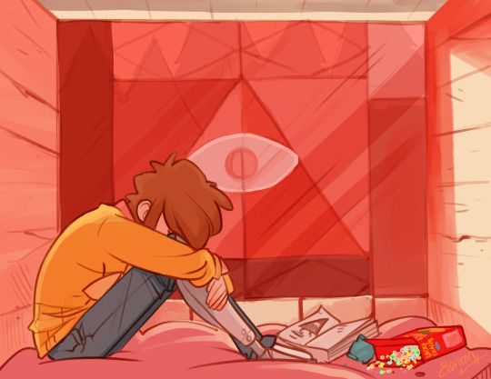"""""""I can't do this. Not anymore..."""" He faintly whispers. """"What can't you do Pine Tree?"""" A demonic voice taunted. Dipper snapped his head to the voice. """"Bill..."""""""