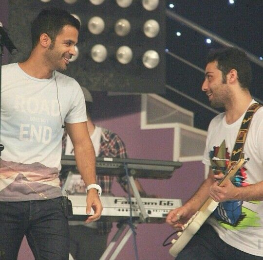 Love these men ❤❤ #sirvan#sirvankhosravi#amir#amirdanaei
