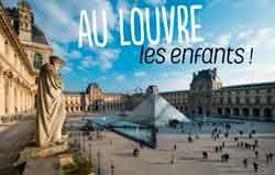 Un dimanche au Louvre avec les enfants - Familiscope