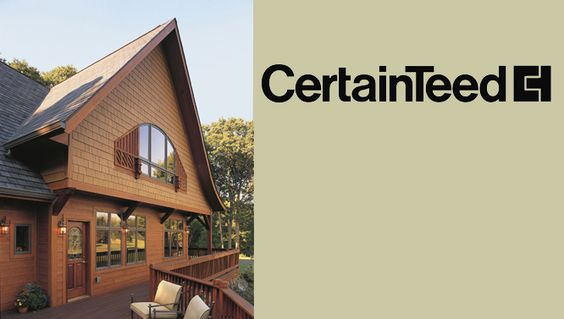 CertainTeed is the one source for the finest vinyl siding products available and…