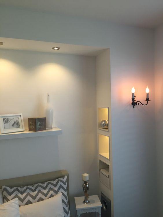 Bedroom, Design, Light, indirect, indirekte Beleuchtung, Abkastung - deckenlampen für schlafzimmer