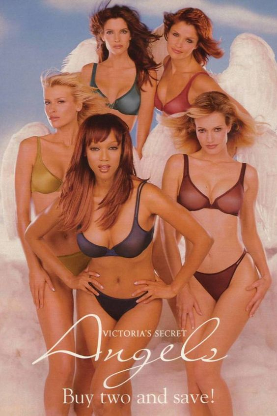 #TBT: The Evolution of The Victoria's Secret Catalog