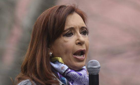 Cristina, sobre los robos a Moreno y Cynthia García: Son mensajes mafiosos