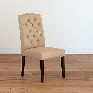 Sand Tufted Chair, Set of 2
