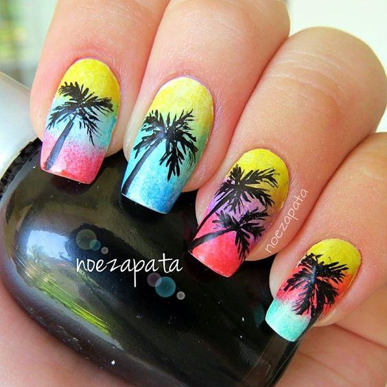 Instagram photo by noezapata #nail #nails #nailart
