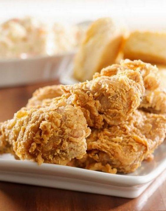 """Diaporama """"20 recettes de poulet à se damner !"""" - Bouchées crousti-cremeuses au poulet"""