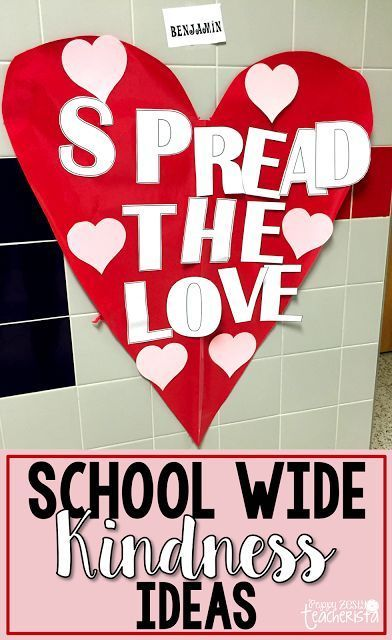 Looking for fun Valentine's Day activities for February? This classroom management idea is perfect to promote kindness in the classroom! There are themes for other months in this post!