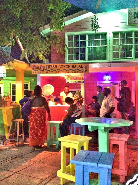 The bahamas nassau and chairs on pinterest for Bahamas fish market