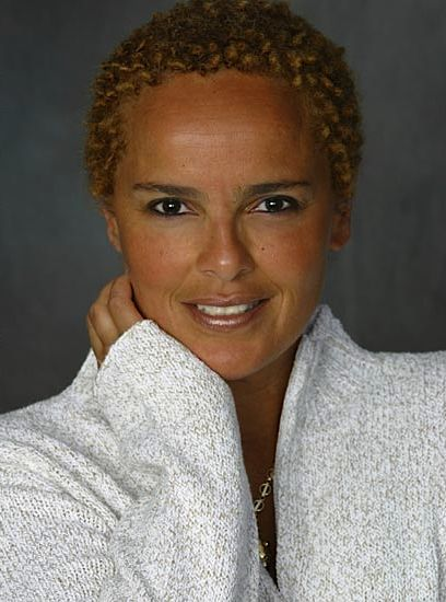 Shari Belafonte, age 60. AMAZING! But then her dad was a really handsome man.