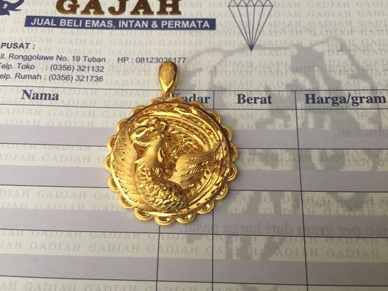 24k gold hong kong phoenix bird pendant 22k 24k gold jewelry 24k gold hong kong phoenix bird pendant 22k 24k gold jewelry pinterest mozeypictures Choice Image