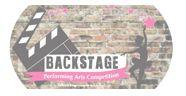 Backstage Performing Arts Competition Dance Comp Genie Online Registration