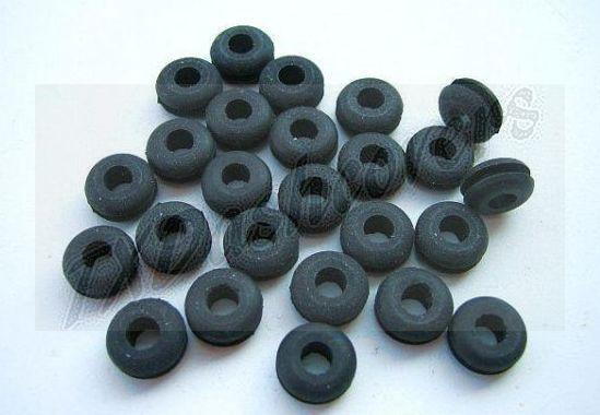 5 32 Rubber Grommets 25 1 16 Groove Width New Rubber Grommets Grommets Ebay