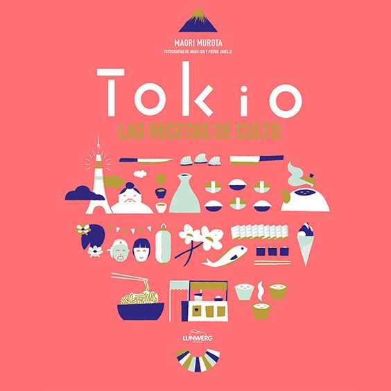 En pleno apogeo occidental de la cocina japonesa, el libro Tokio, las recetas de culto, llega a nuestra estantería para recordarnos que hay vida más allá del sushi. Se trata de un delicado recetario que propone un todo un viaje para el gusto y la imaginación a través de la gastronomía nipona en seis etapas, …