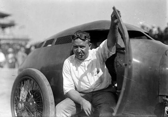 https://flic.kr/p/cXXbLf | 1917 Miller Golden Submarine Barney Oldfield