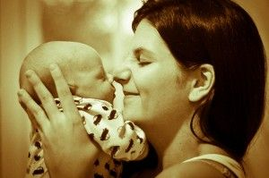 Amor de madre; amor puro.