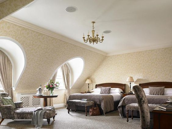 Stunning Rooms & Suites