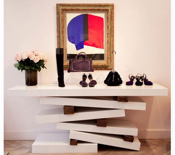 Foyer Table With Doors : Pinterest the world s catalog of ideas
