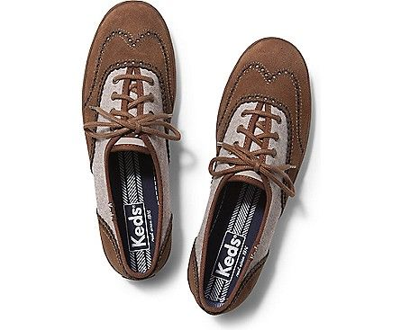 keds champion brogue