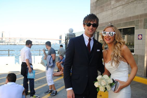 Our amazing wedding!!!