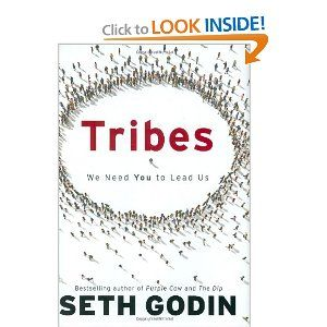 Do yourself a favor and read everything Seth writes (http://sethgodin.com) and watch for the books coming out on his Domino Project imprint arrangement with Amazon.