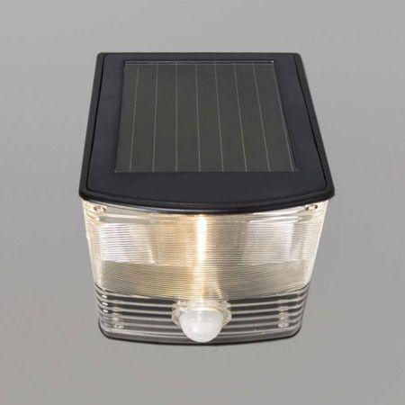 Lampa zewnętrzna Dark LED na energię słoneczną z czujnikiem ruchu