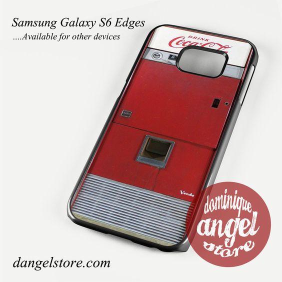 Vending Mechine Cocacola (5) Phone Case for Samsung Galaxy S3/S4/S5/S6/S6 Edge/S6 Edge Plus