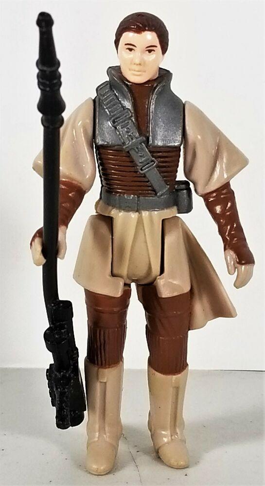 Star Wars Return of The Jedi Vintage Princess Leia Organa Boussh Action Figure