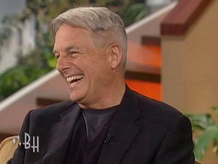 Mark Harmon on the Bonnie Hunt Show, 4th March 2010.