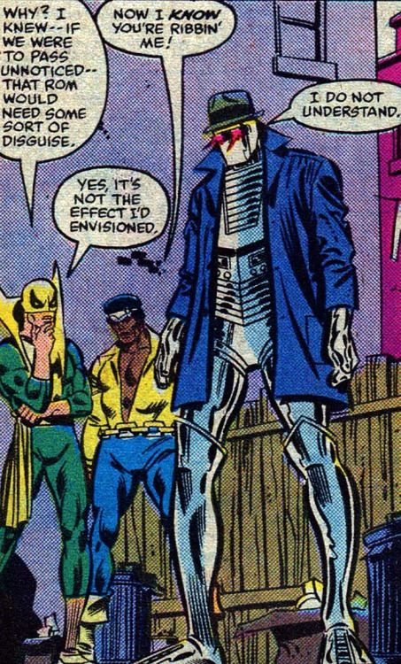 ROM IN A TRENCHCOAT