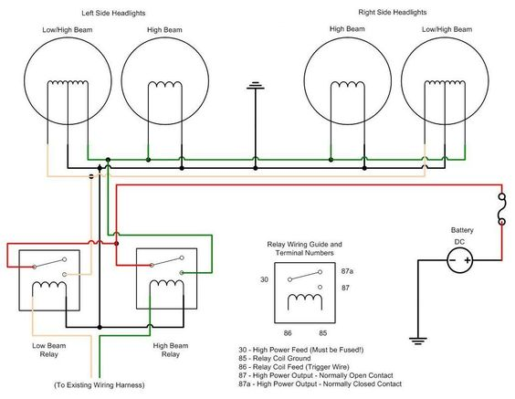 how to a relay wiring diagram images wiring diagrams for club car aut ualparts com wiring