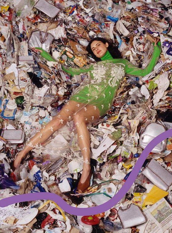 H&M & Nike Support Stella McCartney's Campaign To Reduce Fashion Waste #ecofashion #ethicalfashion #sustainability #plasticfree #stellamccartney
