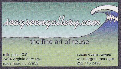 Whimsy by the Sea: Seagreen Gallery