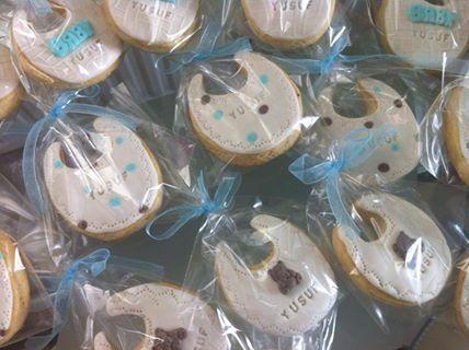 Bebek kurabiyeleri..