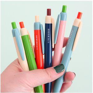 LiveWork Colour Pop Point Pen // Hach