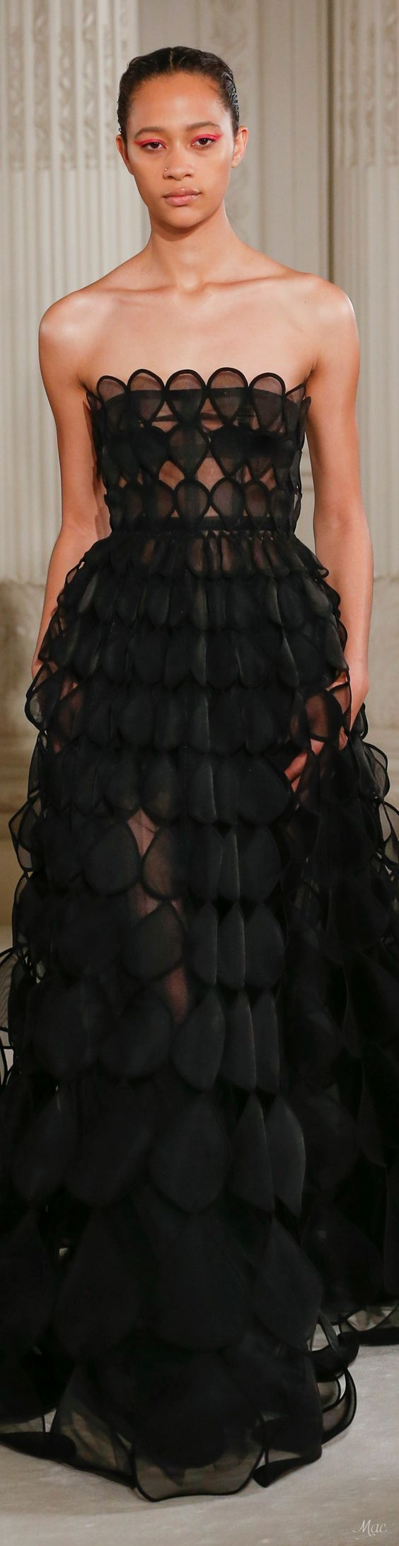 Spring 2018 Haute Couture Valentino